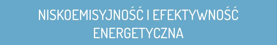 Niskoemisyjności i efektywności energetycznej - RAPORT O STANIE POLSKICH MIAST