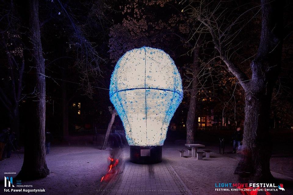 Facebook, Light Move Festival.