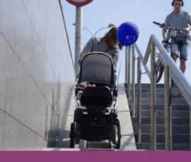 dostępność dziecko obywatel rodzic miasto przestrzeń publiczna
