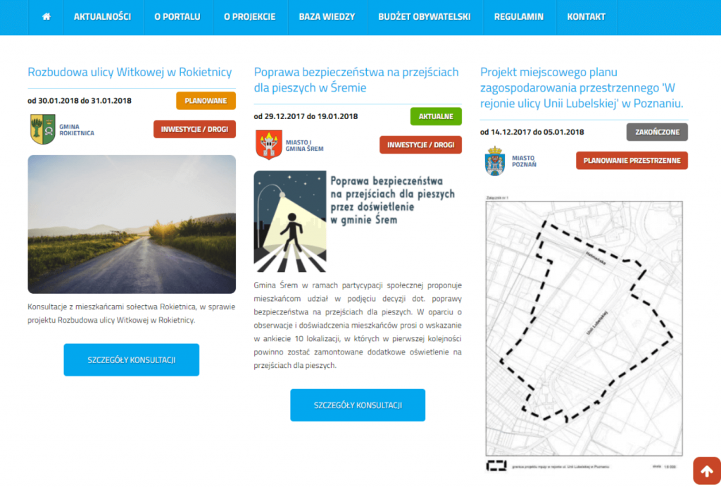 portal konsultacje mof metropolia poznań