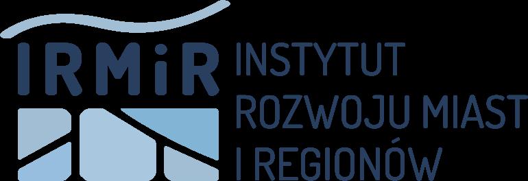 Instytut Rozwoju Miast i Regionów logo nowe