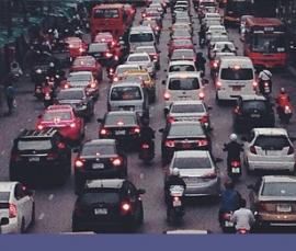 problemy komunikacyjne kongestia korki transport miasta