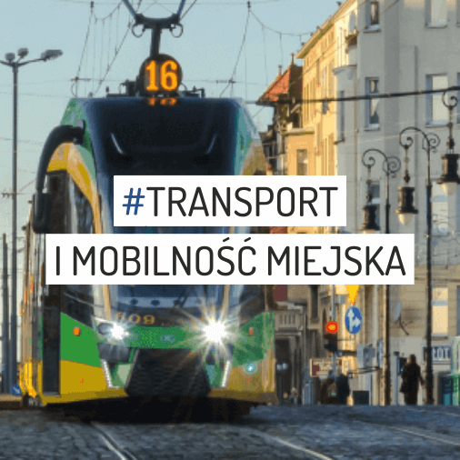 TRANSPORT I MOBILNOSC MIEJSKA