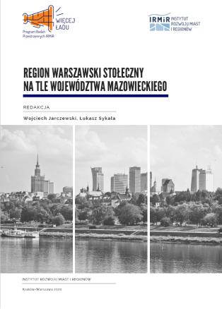 warszawa-wojewodztwo-mazowieckie-region statystyczny-podzial